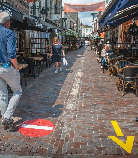 Bezorgdheid over ruzies en spanningen binnen en op straat neemt toe, 1 jaar coronacrisis in Den Bosch