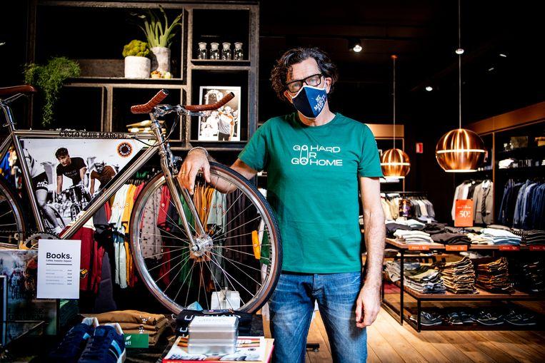 Luc Van Mol, CEO van ZEB  Beeld Photo News