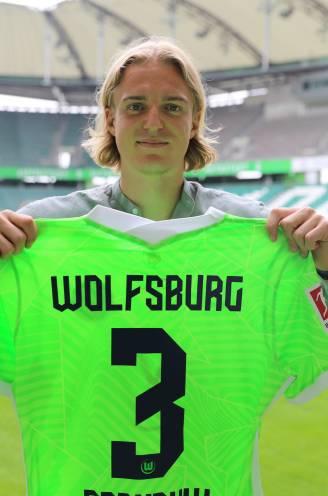 Sebastiaan Bornauw voor vijf jaar naar Wolfsburg