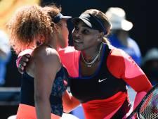 Osaka verstoort droom van haar idool Williams en plaatst zich voor finale