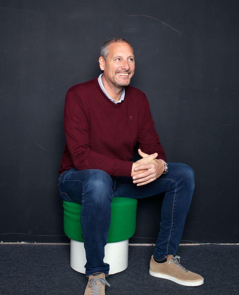 """Gert Verhulst: """"Er is ernstige belangstelling vanuit Nederland voor onze musical."""" Beeld Daniel Cohen"""