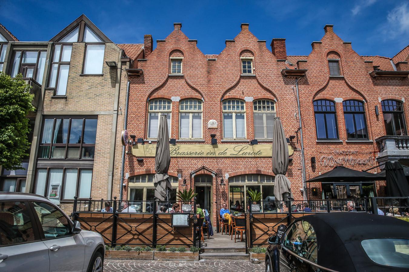 Brasserie In d Luwte - Nieuwpoort