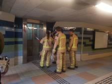 'Horrorlift' in Meppel slaat weer toe: slachtoffer moet door brandweer worden bevrijd