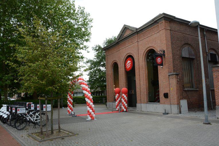 Het historische pand dateert van begin 19e eeuw.