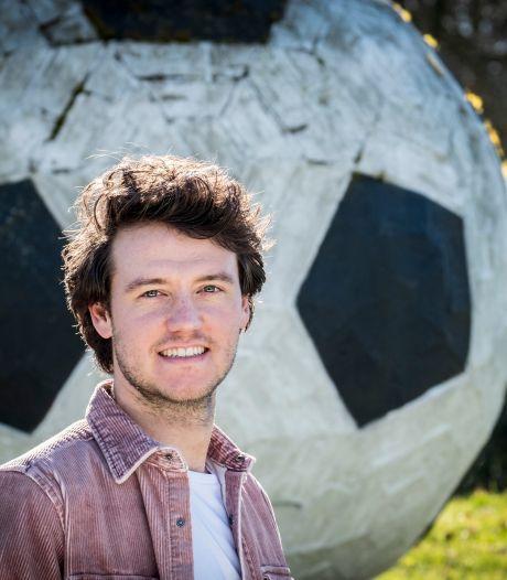 Vraagbaak en aanjager Thomas gaat clubs bijstaan want: 'Vereniging schept een band'
