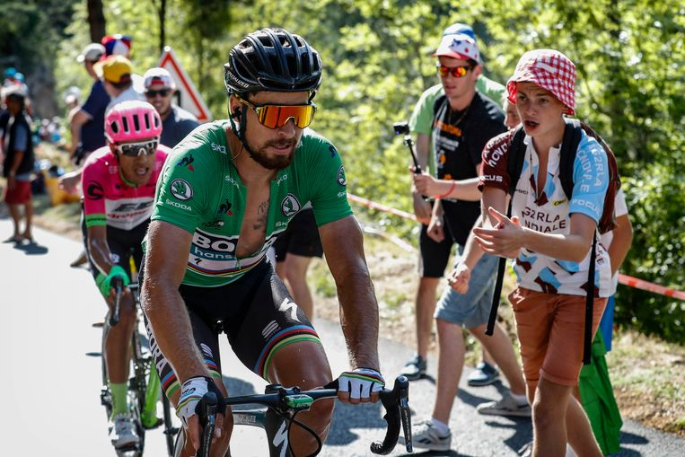 Peter Sagan. Beeld Photo News