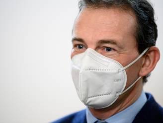 """Wouter Beke: """"Onze vaccinatiecentra staan klaar, maar kunnen niet vaccineren, dat zorgt voor frustraties"""""""
