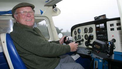 Voormalig Rode Duivel en luchtvaarticoon Mon Van Gestel sterft op 90-jarige leeftijd