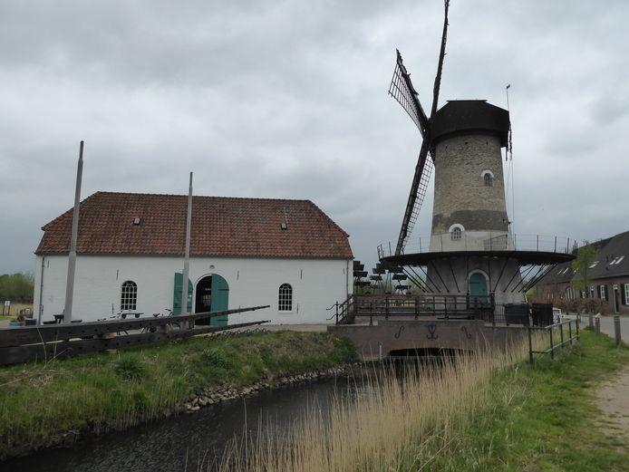 Ook de Kilsdonkse molen komt in de film aan bod.