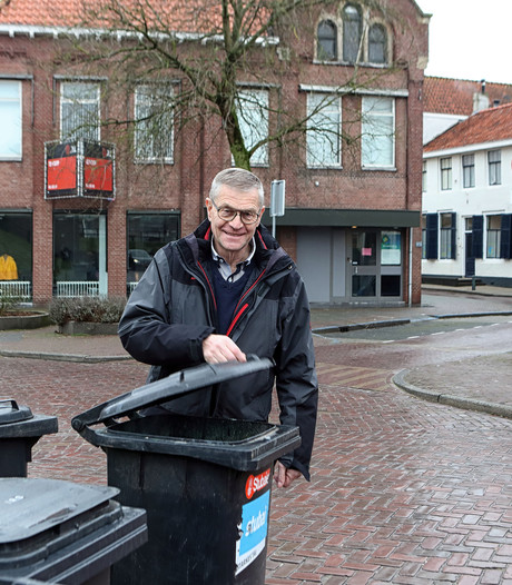 Geen overvolle containers in Tholen, wel vrees voor stankoverlast