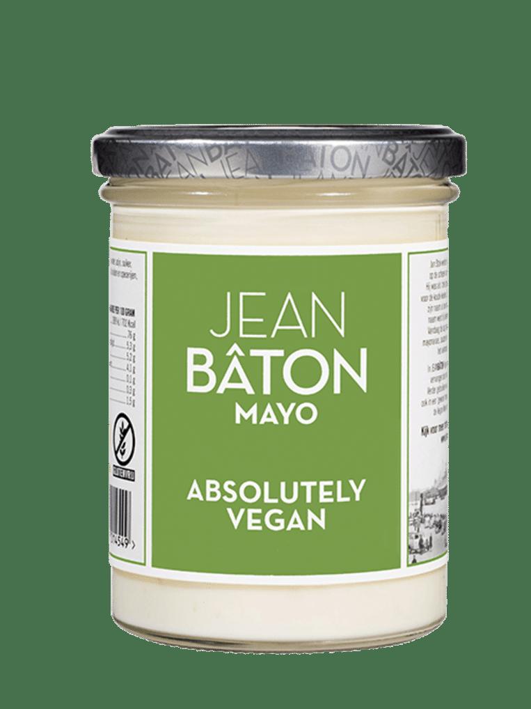 Jean Bâton Mayo Absolutely Vegan Beeld