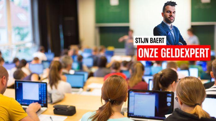 Onze werkexpert Stijn Baert vindt dat de Belg meer moet investeren in opleidingen voor zichzelf.