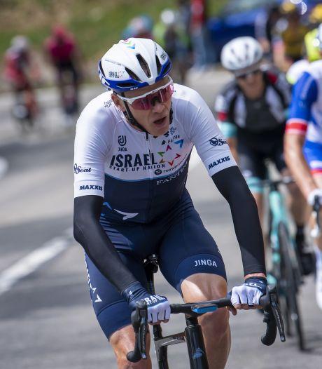 Froome blijft kwakkelen, maar geeft Tour-droom niet op: 'Er is nog een hoop werk te doen'