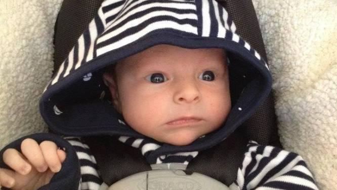 """Jonge mama woedend op tegenstanders vaccinatie: """"Mijn zoon Griffin heeft misschien de mazelen en dat is jullie schuld"""""""