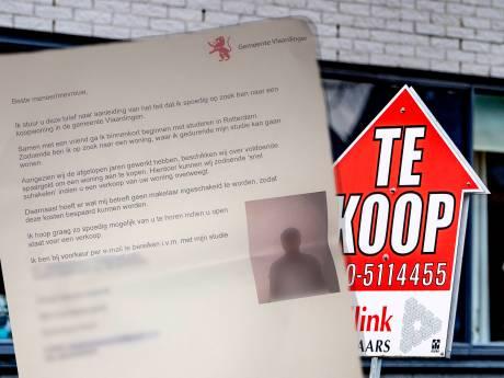 Huizenjager misbruikt logo gemeente en moet excuses maken: 'Het was maar een experimentje'
