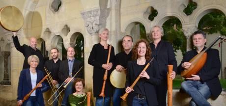 Blazersensemble Capella de la Torre brengt 'torenmuziek' in Muziekgebouw