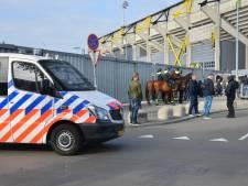 34-jarige Bredanaar is 21ste opgepakte verdachte na rellen NAC - Willem II