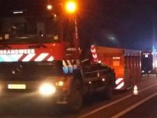 Brandweerwagen met panne komt niet verder dan Gorssel