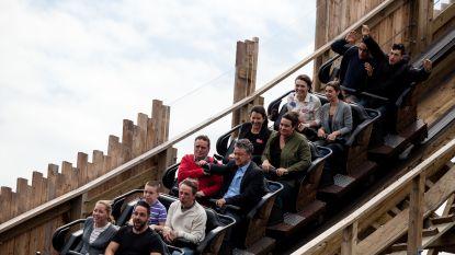 Een rollercoaster in je living? Plopsa toont je op Facebook hoe dat kan