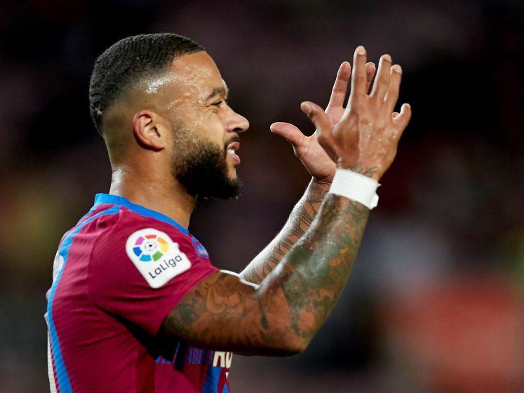 Samenvatting: Barcelona morst punten tegen Granada