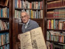 Hans (93) is al een leven lang gek op molens: 'Het is zo'n mooi object'