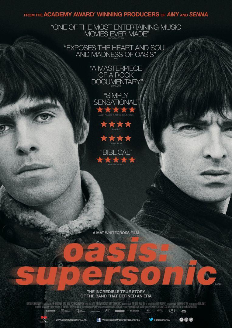 Oasis filmposter Beeld