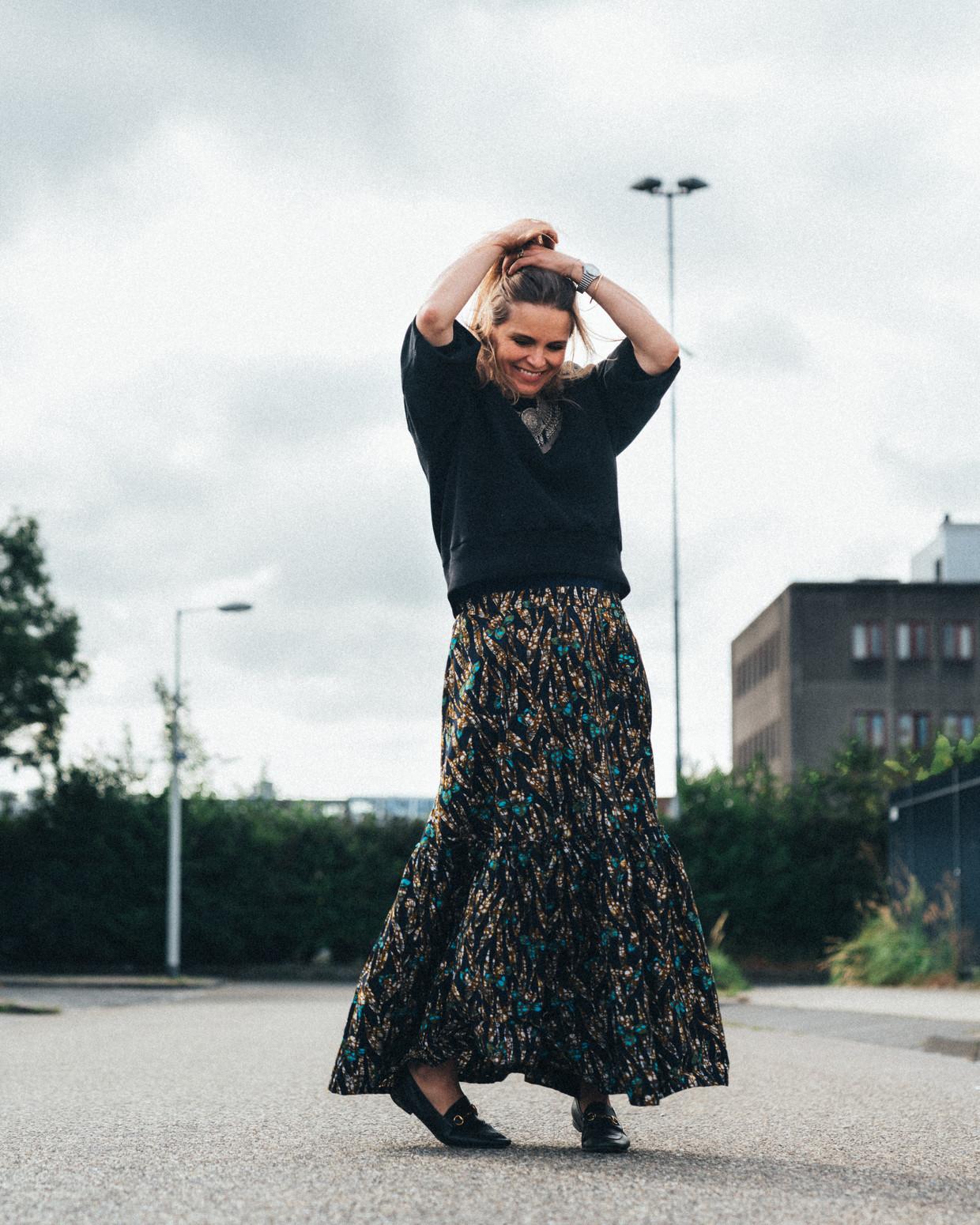 Hanna Verboom over haar nieuwe documentaire Uit de schaduw Beeld Rebecca Fertinel