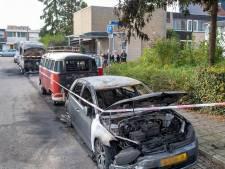Bewoners achtervolgden verdachten autobranden in Edese wijk Veldhuizen