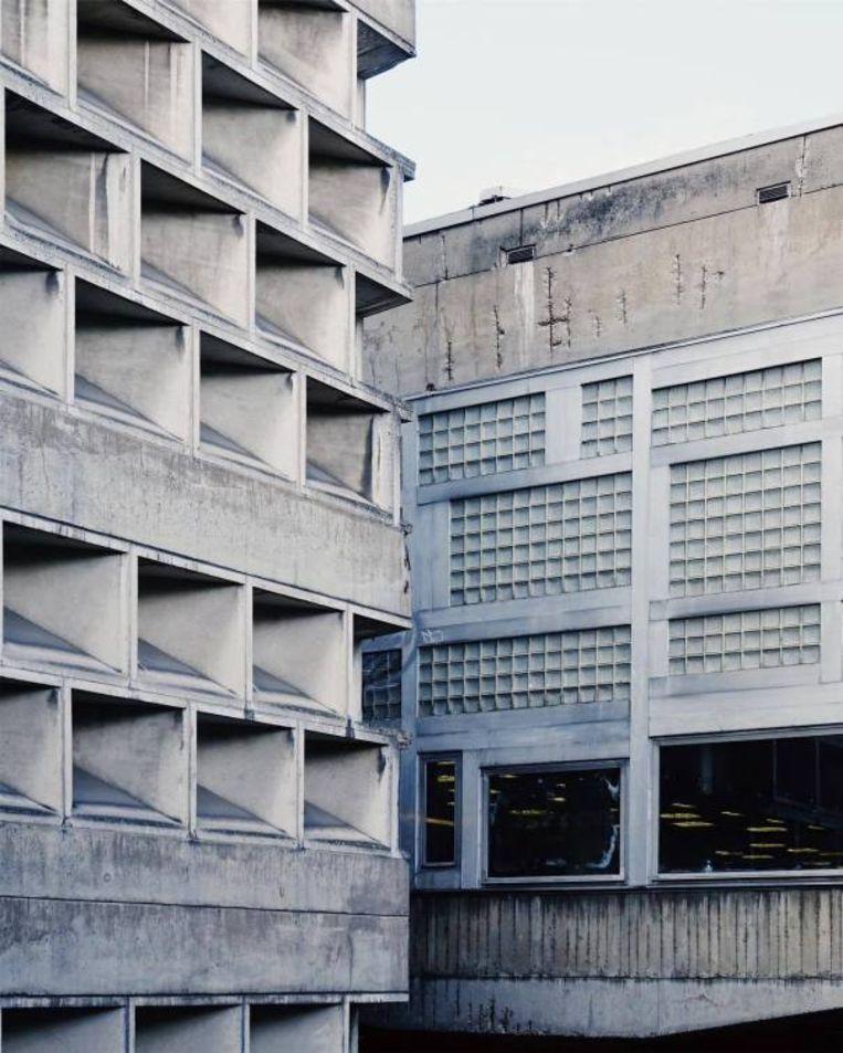 Universiteitsbibliotheek, Keulen. Beeld rv