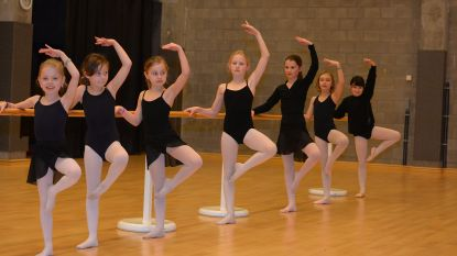 Proef vanaf 4 jaar van klassiek ballet en jazz