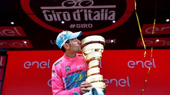 Astana haalt 'echte kampioen' Vincenzo Nibali terug