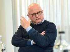 Jean-Luc Crucke appelle Georges-Louis Bouchez à changer de ton