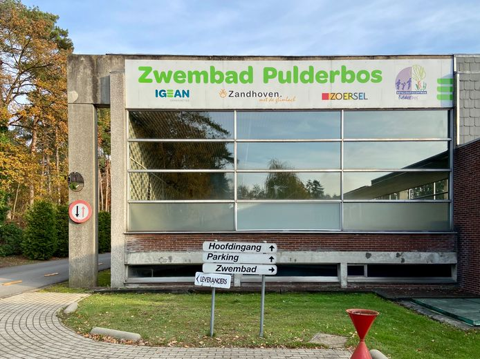 Zwembad 't Preventorium in Pulderbos (Zandhoven) heeft zijn beste tijd gehad