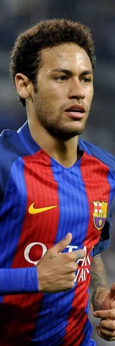 Luis Enrique bouwt op Neymar in derby