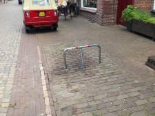 Brutaaltje uit Ootmarsum neemt parkeerrecht in eigen hand en derde doelman Quick'20 verdient premie van hoofdsponsor