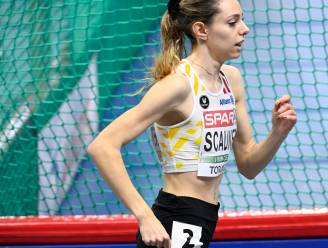 """Vanessa Scaunet loopt naar de leidersplaats van de 800m nu haar allergieën getemd zijn: """"Dankzij een aangepaste medische behandeling gaat het een stuk beter"""""""