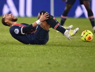 Ook schade aan het bot: Neymar komt dit jaar niet meer in actie bij PSG