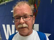 Henk uit Hardenberg heeft eindelijk zijn vijfentwintigste Vierdaagse-medaille