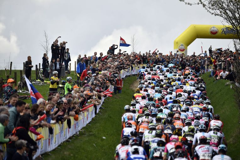 De Amstel Gold Race 2018. Beeld BELGA