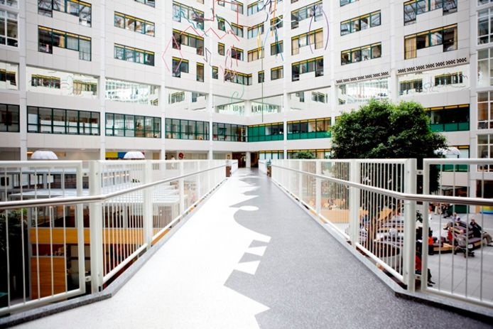 Ziekenhuis Rijnstate.