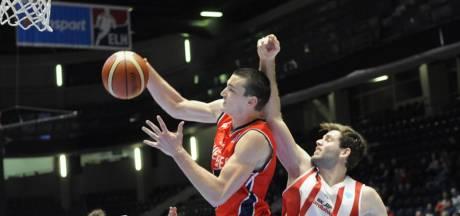 Roel Aarts stopt ermee: 'Relatie is belangrijker dan basketbalcarrière'