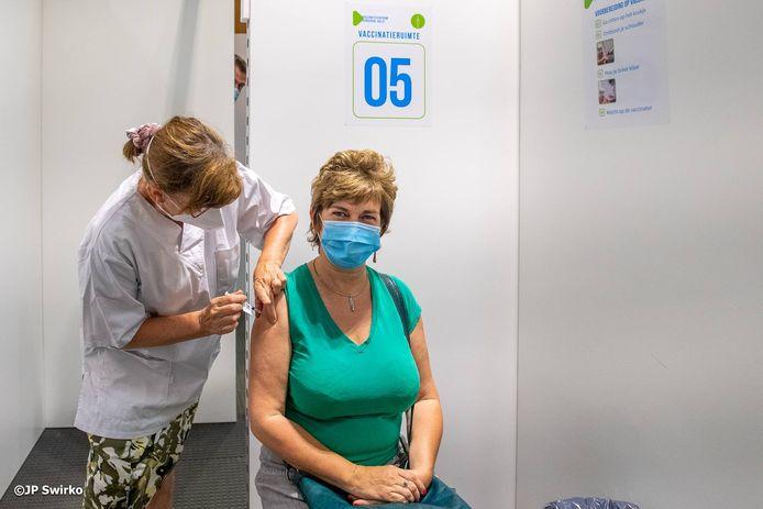 Vaccinatiecentrum Denderdal