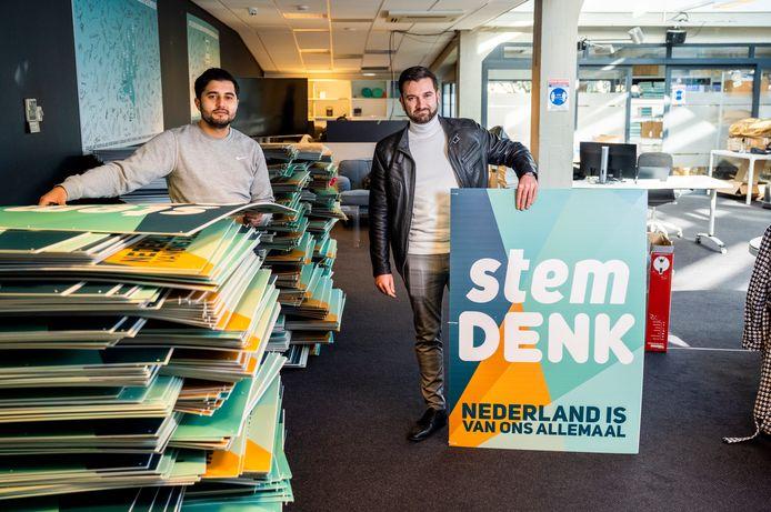 Stephan van Baarle, de Rotterdamse nummer drie op de kieslijst van Denk, verwacht dat zijn partij voldoende zetels haalt voor een plek in de Tweede Kamer.