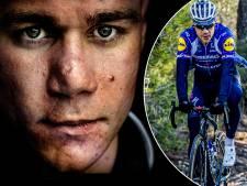 Aan de dood ontsnapte Jakobsen terug: 'Als hij wil sprinten, mag hij sprinten'