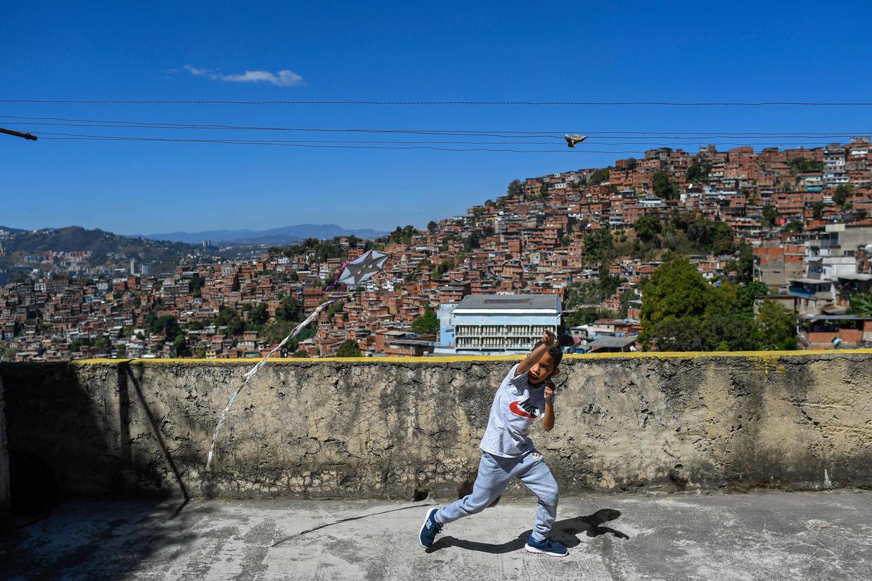 De achterban van president Maduro, minder dan 20 procent van de bevolking, concentreert zich in arme wijken.
