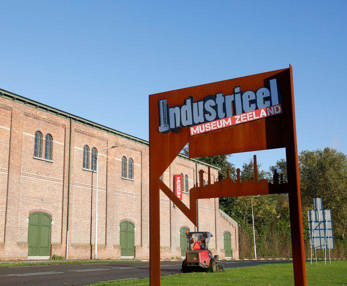 Industrieel Museum Zeeland in Sas van Gent zit nu op zo'n zesduizend bezoekers, tegen plusminus tienduizend in andere jaren rond deze tijd.