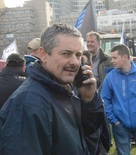 Boeren ballen weer hun vuist in Den Haag