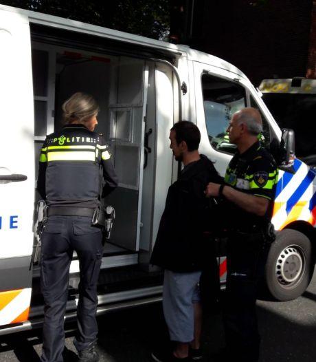 Aanhoudingen in Enschede op dag van demonstraties