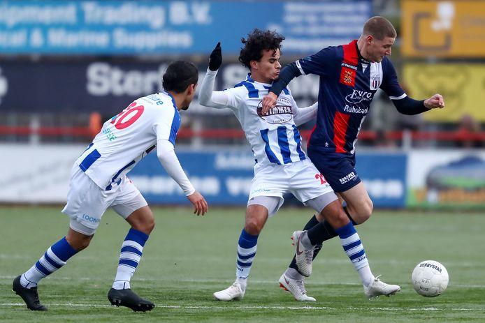 Excelsior Maassluis-FC Lienden.