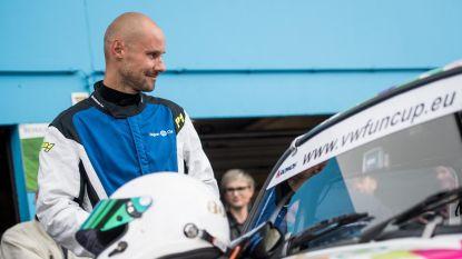 Tom Boonen behaalt racelicentie op circuit van Zolder